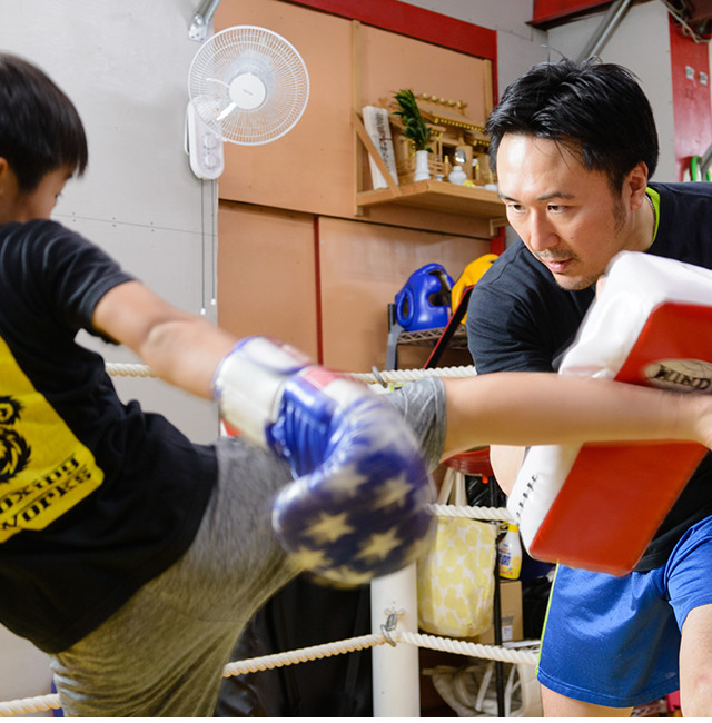 BOXING-WORKS 水龍會