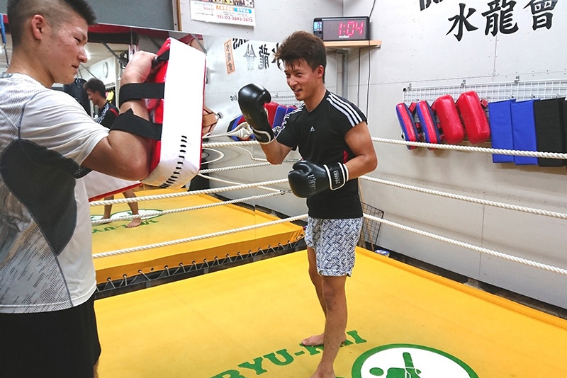 BOXING-WORKS 水龍曾が選ばれる自信の理由!